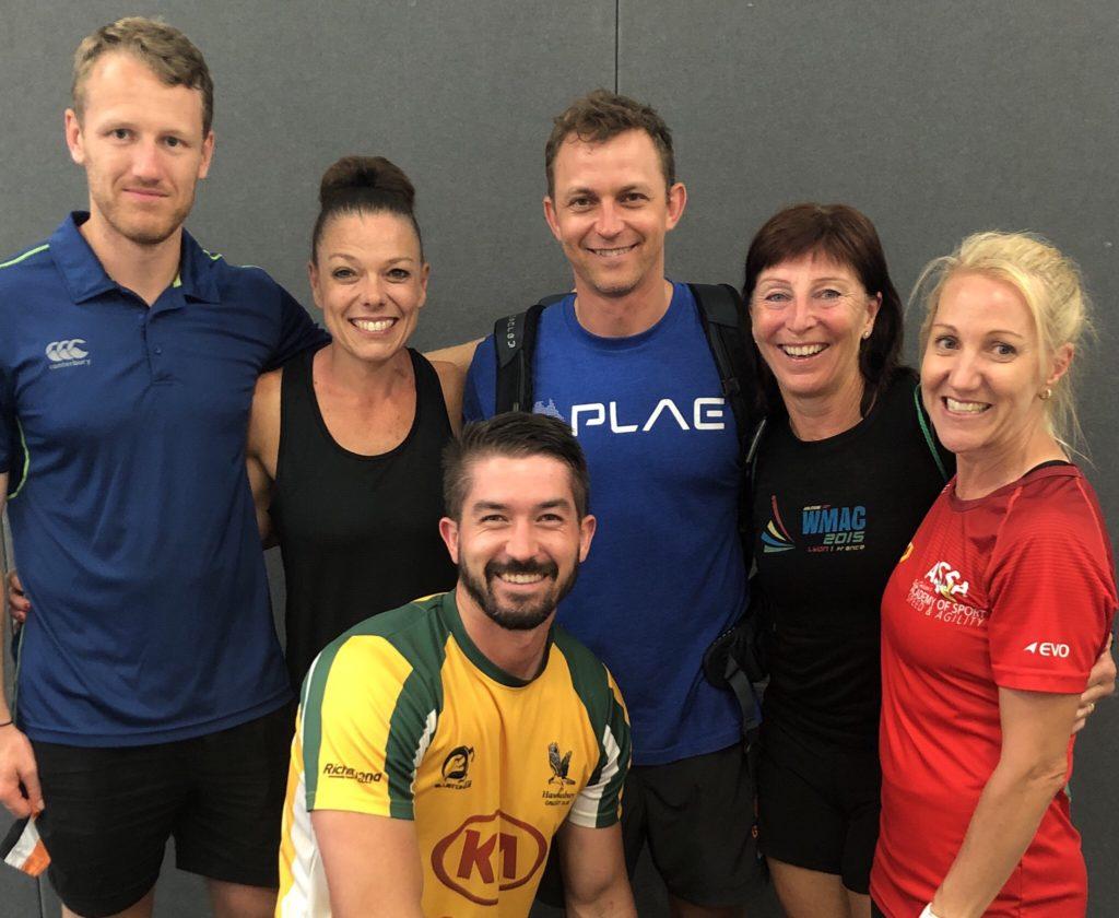 assa coaches on course 2018