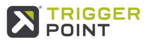 Trigger Point logo Left Aligned Lock Up