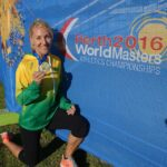 World Masters Championships Gold Medallist